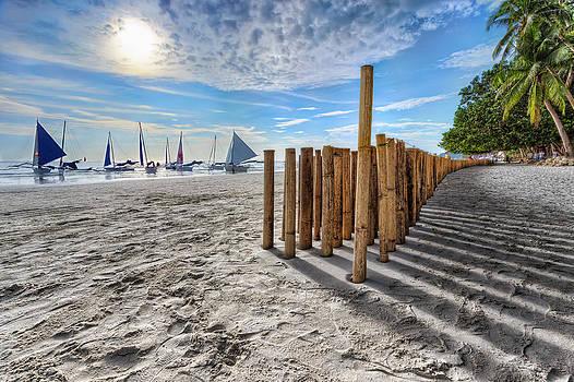 Bamboo Stripe by Mario Legaspi