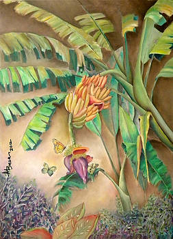 Banana Lakatan by Miriam Besa