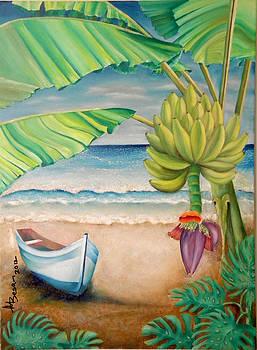 Banana Saba's Dream by Miriam Besa