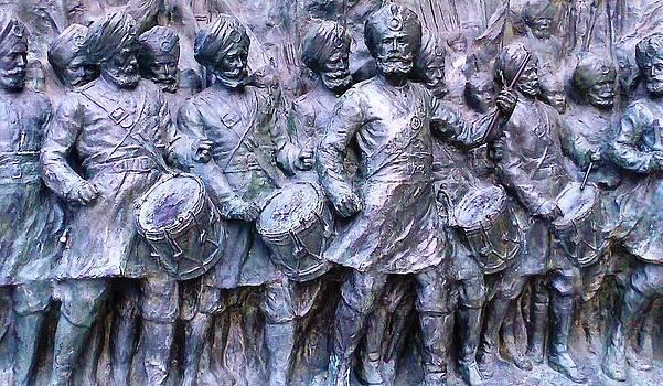Band of Sikh by Sachin Manawaria