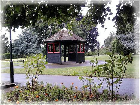 Band Stand in the Park by Geoff Cooper