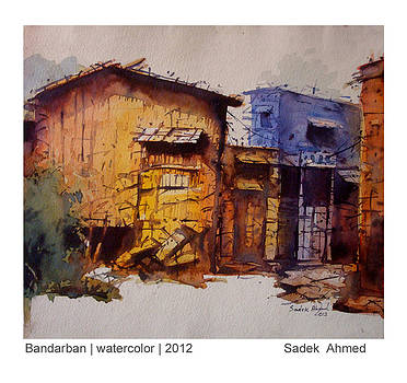 Bandarban by Sadek Ahmed