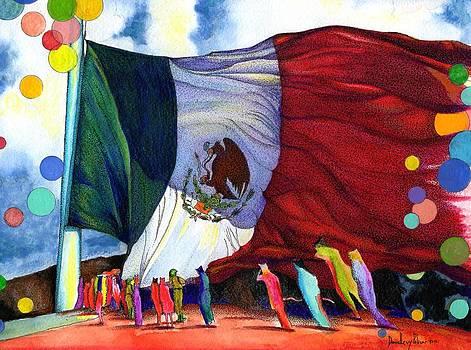 Bandera by Daniel Levy policar