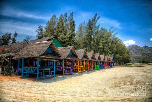 Adrian Evans - Bang Pu Beach Huts