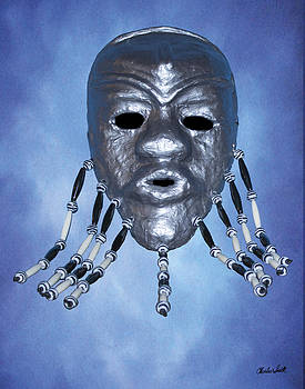 Bannue Mask by Charles Smith