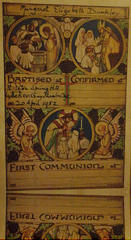 Baptism by Julie Dunkley