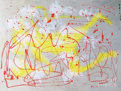 Barbed wire by Barbara Anna Knauf