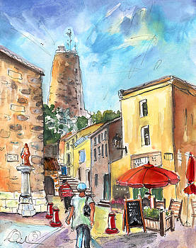 Miki De Goodaboom - Barberousse Tower in Gruissan