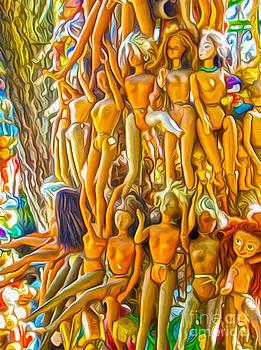 Gregory Dyer - Barbie Tree