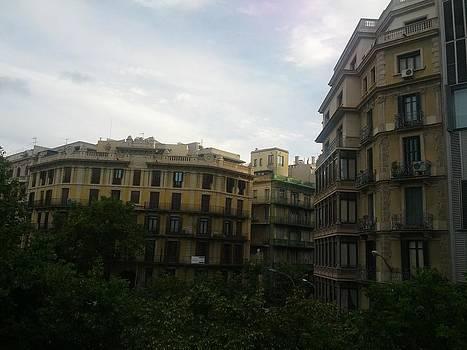 Shesh Tantry - Barcelona Buidings