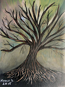 Bare Tree by Maggie Ullmann