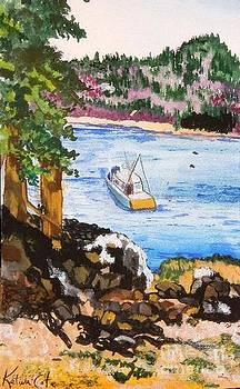 Barharbor Maine 2 by Katina Cote