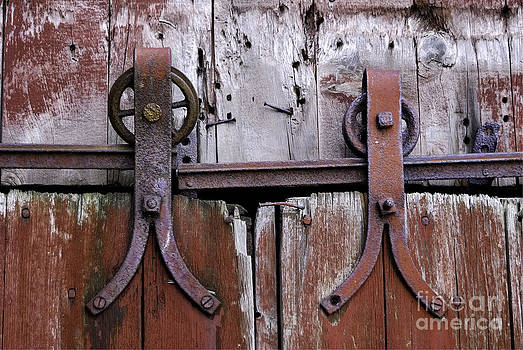 Barn Door Hardware 2008 by Joseph Duba