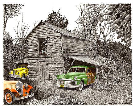 Jack Pumphrey - Barn Finds classic cars