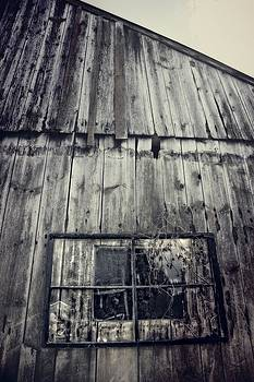 Barn Framed by Emily Stauring
