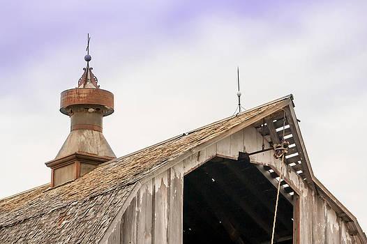 Barn Hayloft by Dawn Romine