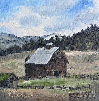 Barn on 97 by Lori Pittenger