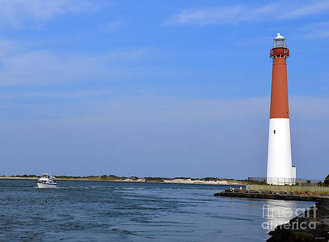 Barnegat Lighthouse by Sami Martin