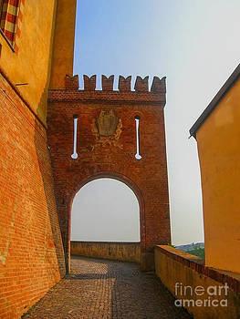 Patricia Hofmeester - Barolo castle