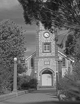 Barossa Valley Church by Gordon  Grimwade