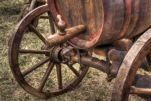Barrel For Wine by Leonardo Marangi