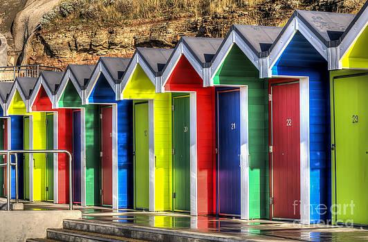 Steve Purnell - Barry Island Beach Huts 10