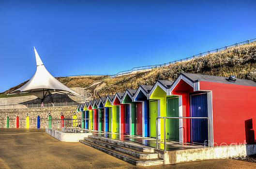 Steve Purnell - Barry Island Beach Huts 11