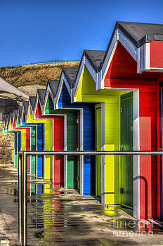 Steve Purnell - Barry Island Beach Huts 12