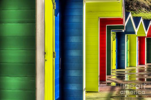 Steve Purnell - Barry Island Beach Huts 13