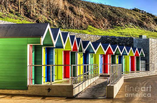 Steve Purnell - Barry Island Beach Huts 14