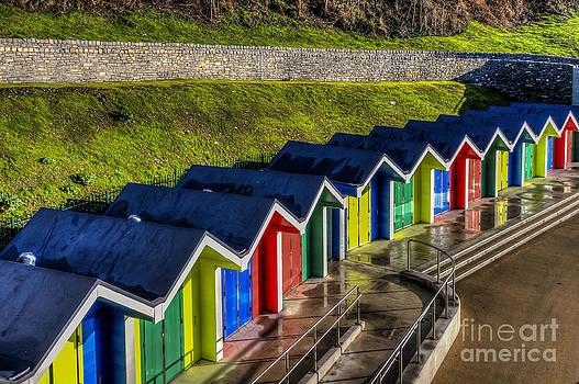 Steve Purnell - Barry Island Beach Huts 2