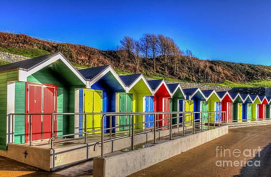 Steve Purnell - Barry Island Beach Huts 3