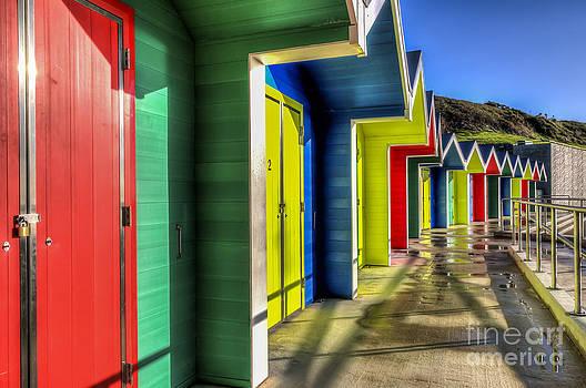 Steve Purnell - Barry Island Beach Huts 4