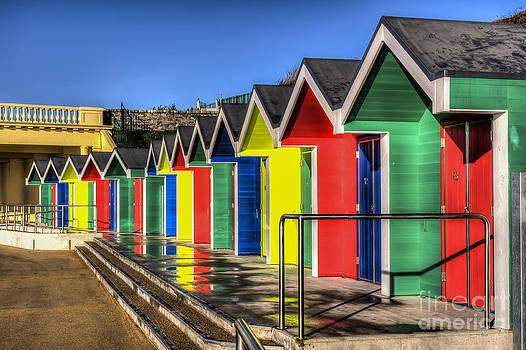Steve Purnell - Barry Island Beach Huts 6