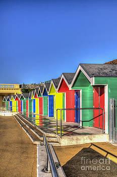 Steve Purnell - Barry Island Beach Huts 7