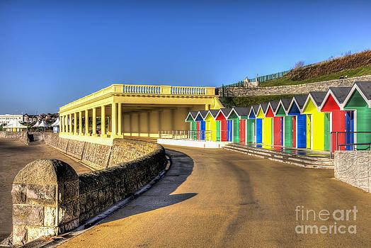 Steve Purnell - Barry Island Beach Huts 8