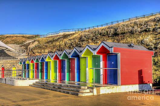 Steve Purnell - Barry Island Beach Huts 9
