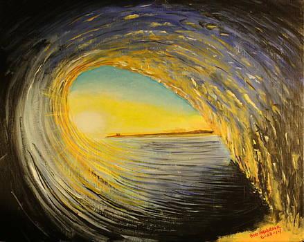 Barts Wave by Bob Hasbrook