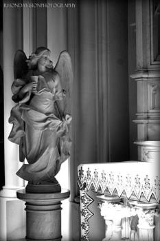 Bascillica Angel by Rhonda DePalma