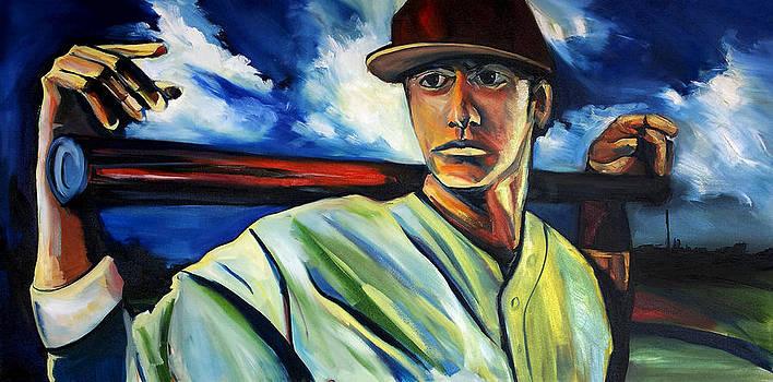 Baseball 1 by John Gholson