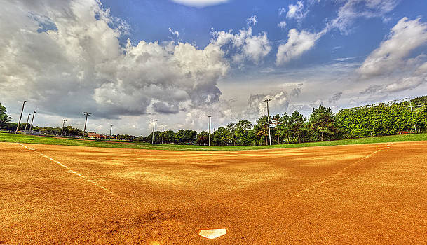 Baseball Field by Tim Buisman