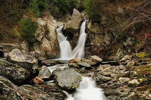 Bash Bish Falls NY by Charlene Palmer