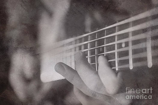 Bass Fingers by Casey Hanson