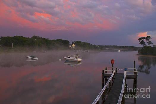 Amazing Jules - Bass River Sunset