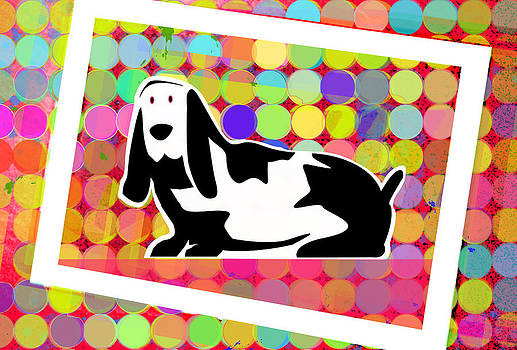 Basset Pop 2 by James Raynor