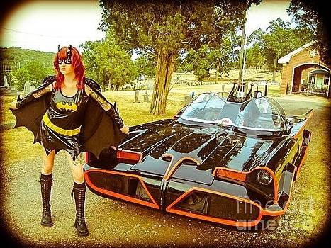 BatGirl by Joshua Brown