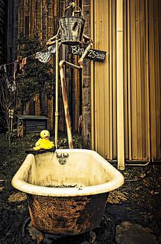 Bathtub by Elizabeth Wilson