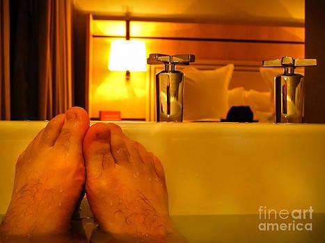 Bathtub Fun by Kip Krause