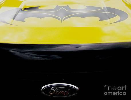 Gail Matthews - Batman drives a Ford