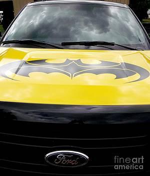 Gail Matthews - Batman Ford Truck